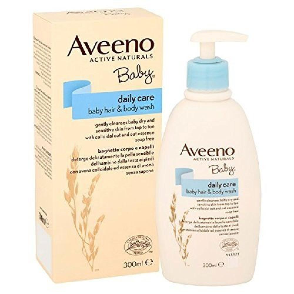 Aveeno Baby Daily Care Hair and Body Wash 300 ml