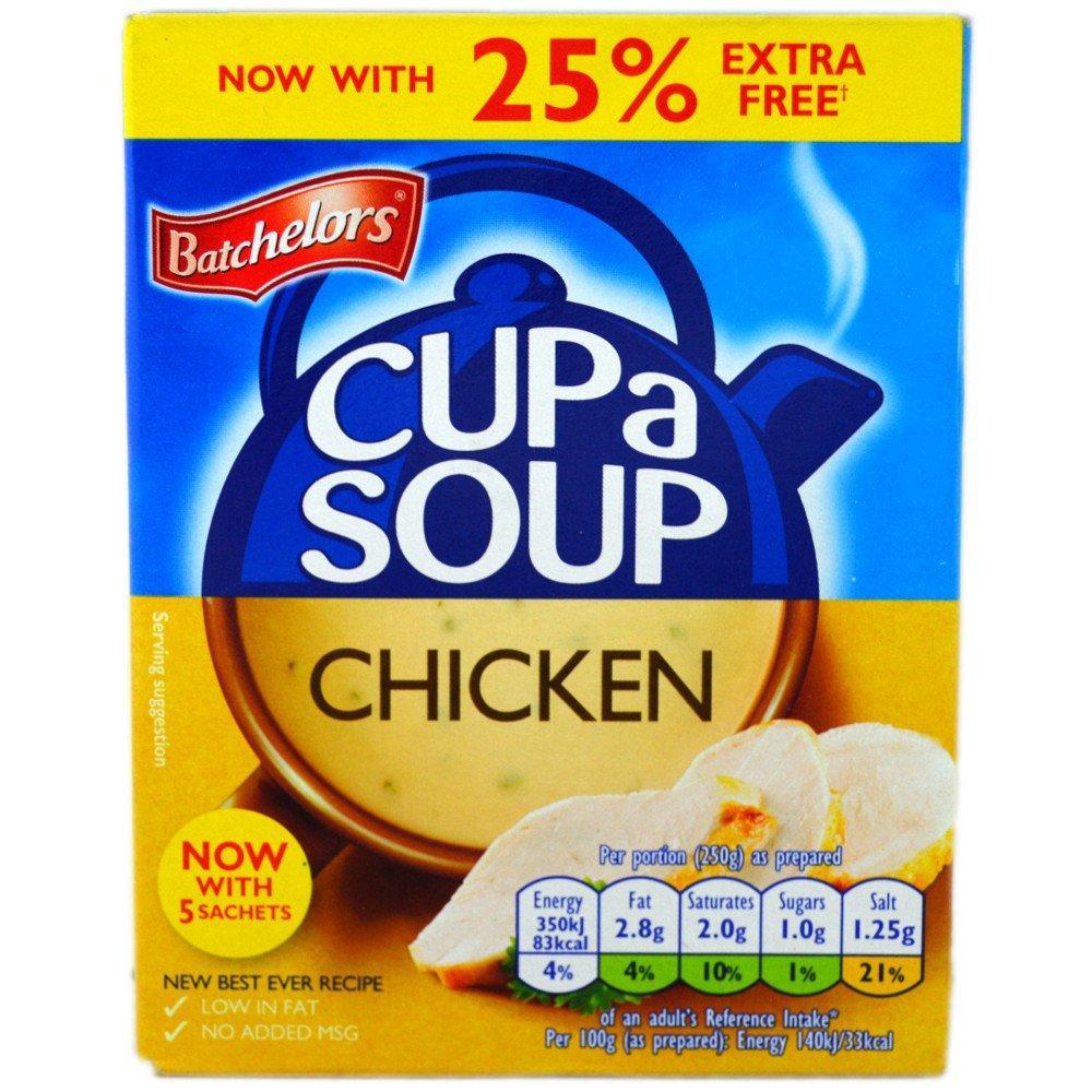 Batchelors Cup a Soup Chicken 102g