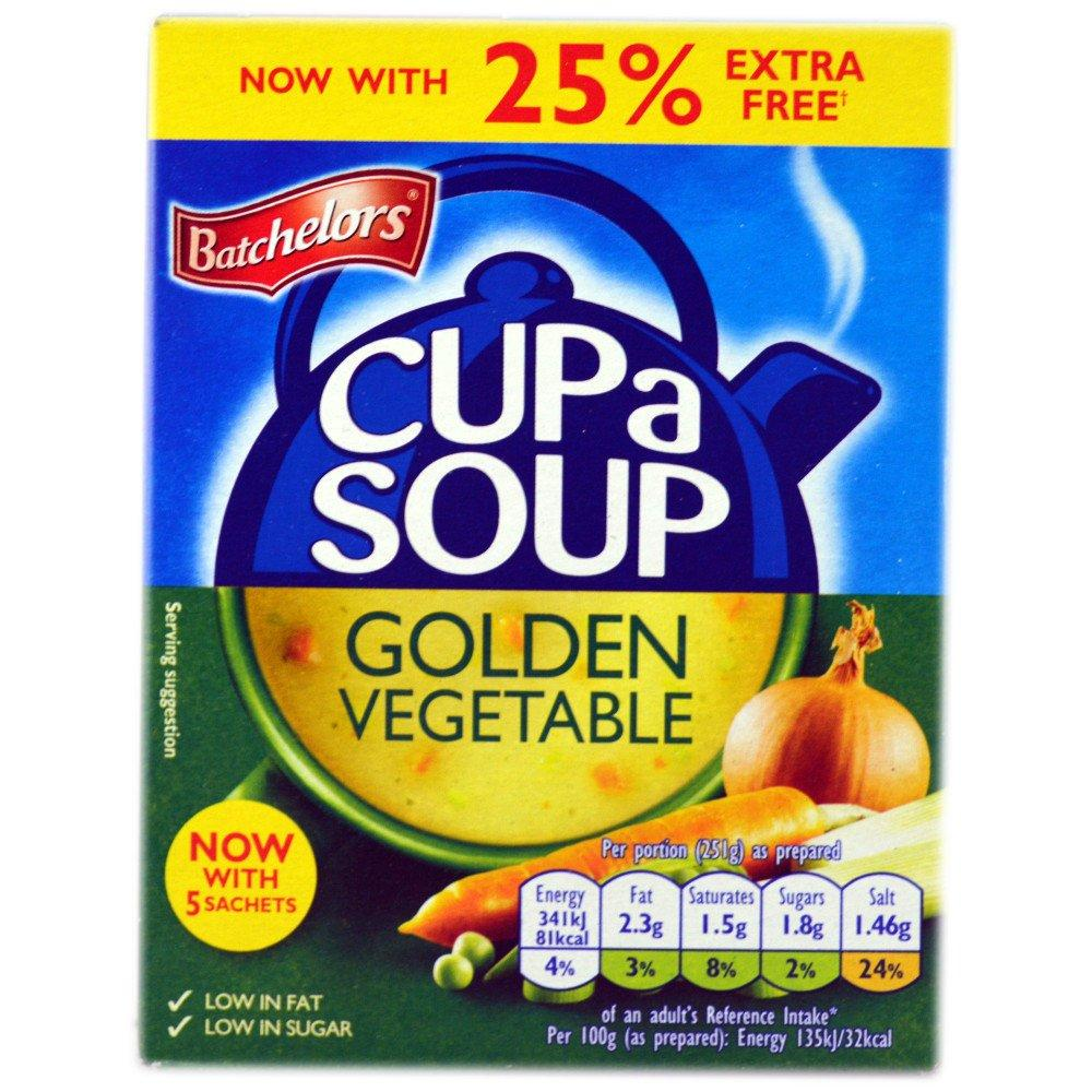 Batchelors Cup A Soup Golden Vegetable 103g
