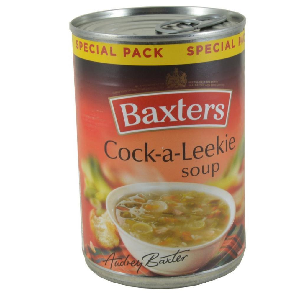 Baxters Cock A Leekie Soup 380g