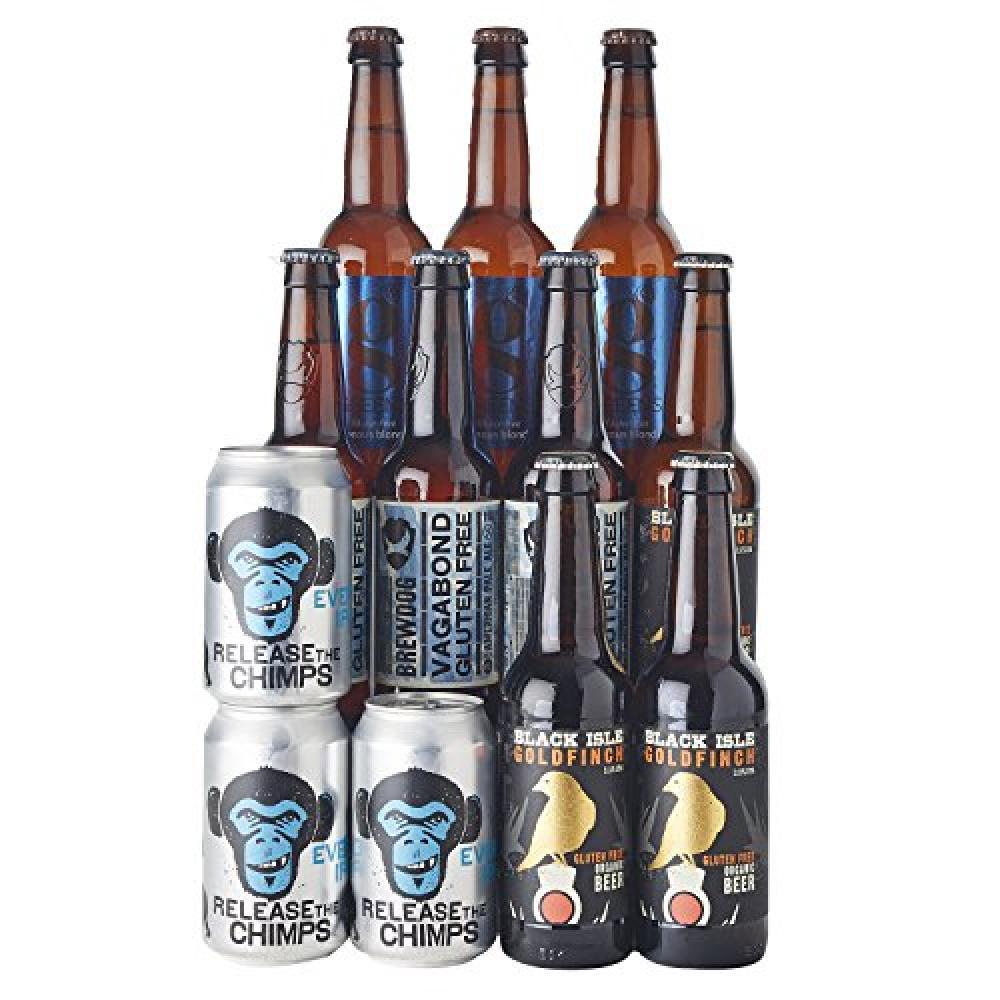 Beer Hawk Gluten Free Beer 330ml LUCKY DIP