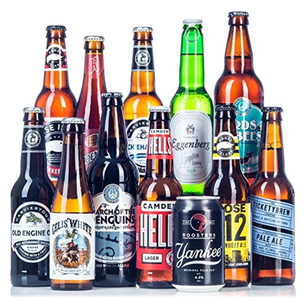 Beer Hawk Sommeliers Introduction to Craft Beer LUCKY DIP