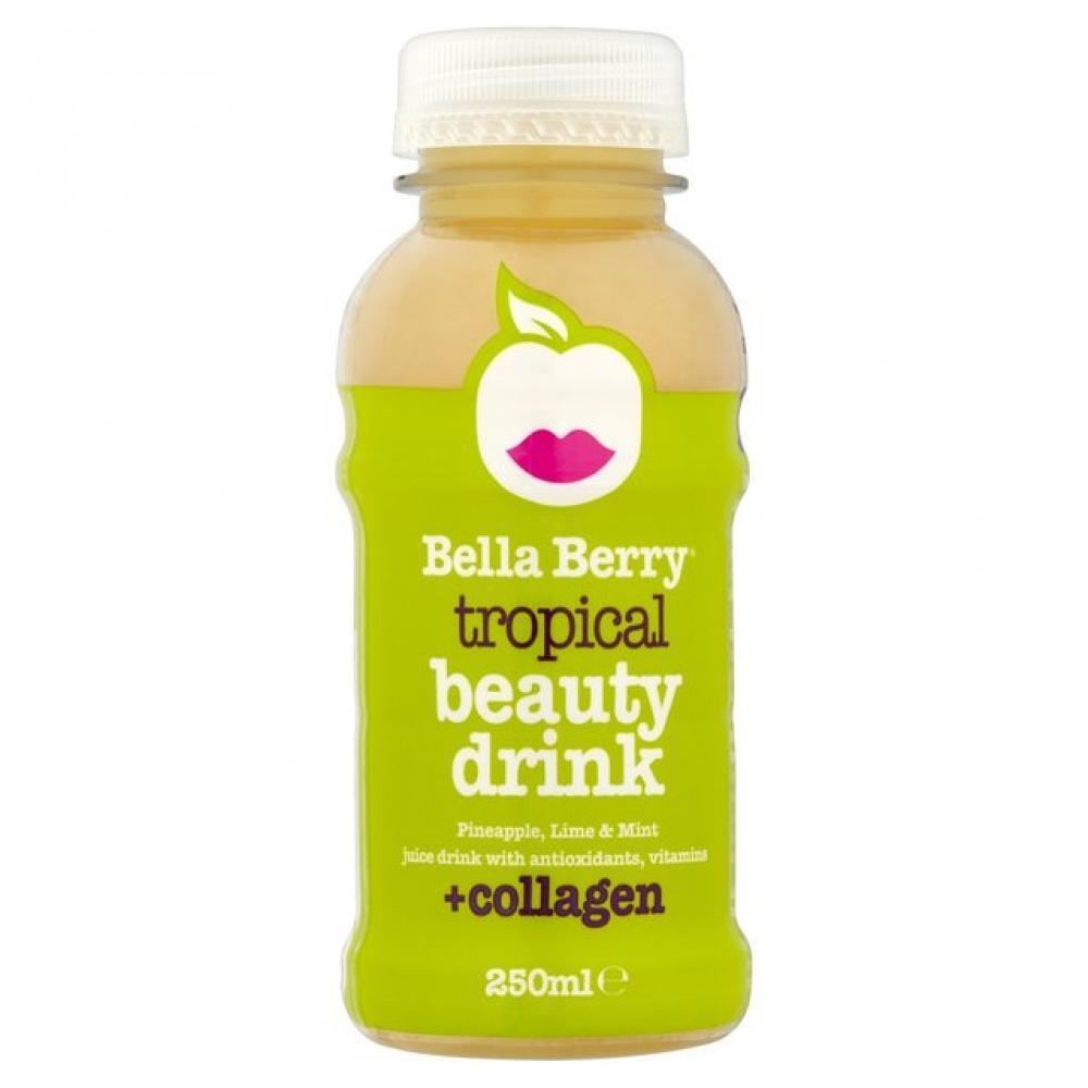 Bella Berry Beauty Tropical Drink 250ml