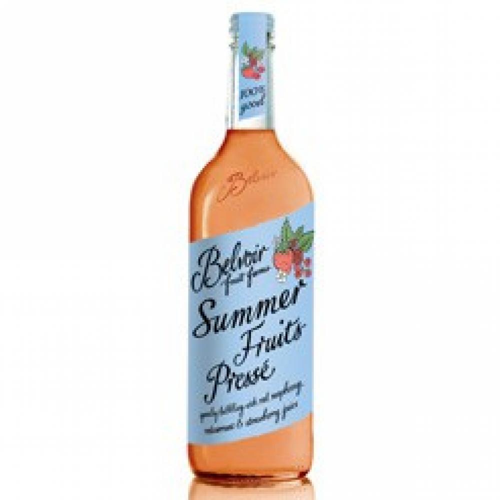 Belvoir Summer Fruits Presse 750ml