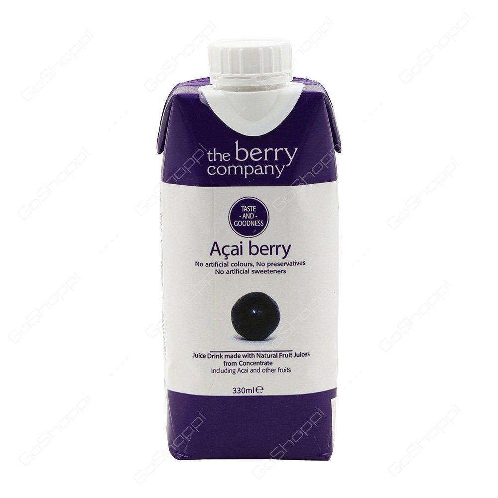 Berry Acai Berry Juice Drink 330ml