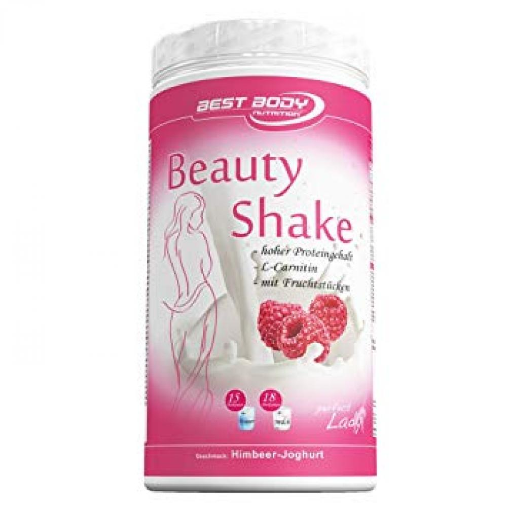 Best Body Nutrition Beauty Shake Raspberry 450g