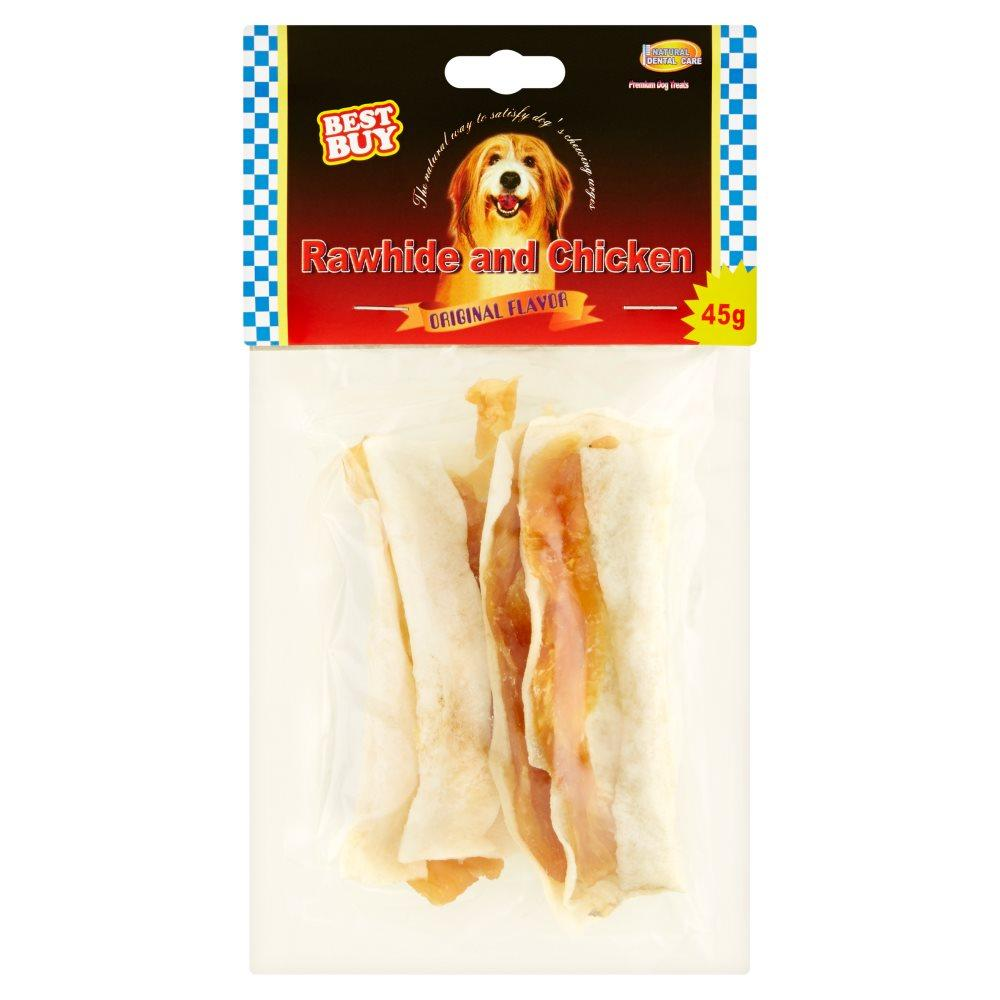 Best Buy Rawhide and Chicken 45g