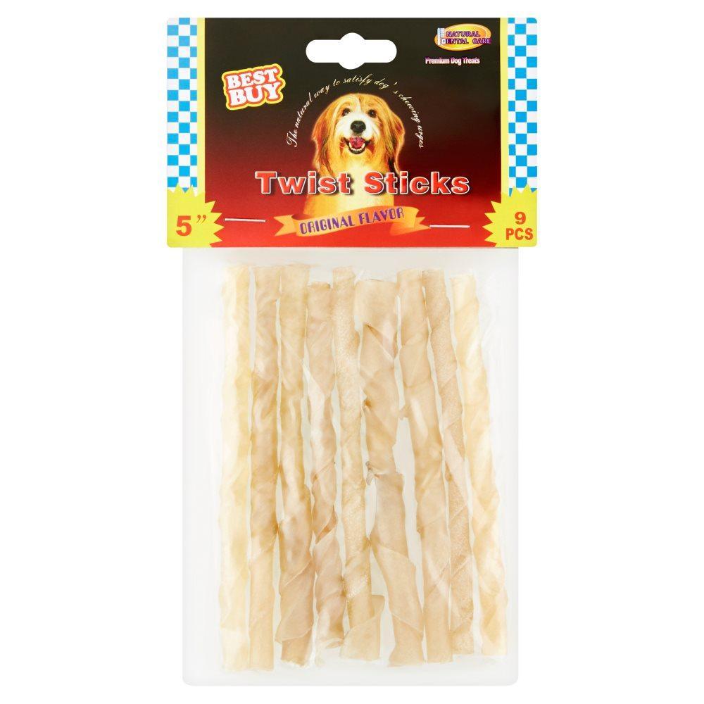 Best Buy Twist Sticks 9 pack