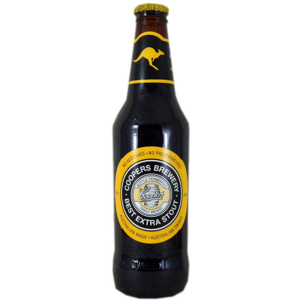 Coopers Brewery Coopers Brewery  Coopers Brewery Best Extra Stout 375ml