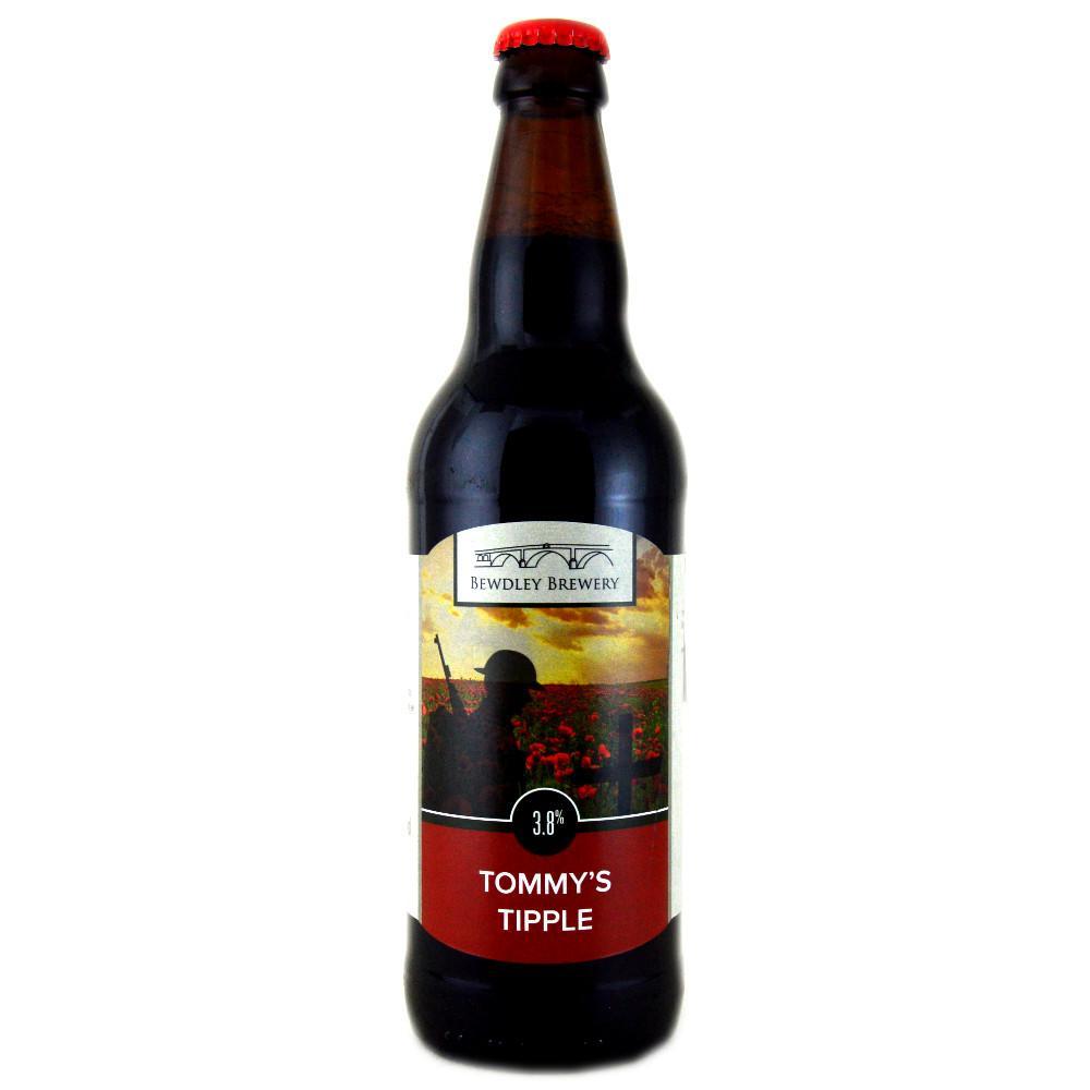 Bewdley Brewery Tommys Tipple 500ml 500ml 500ml