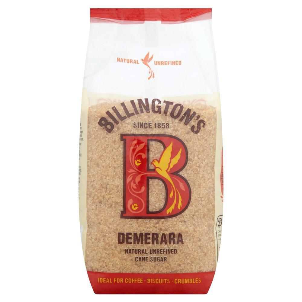 Billingtons Demerara Sugar 1kg