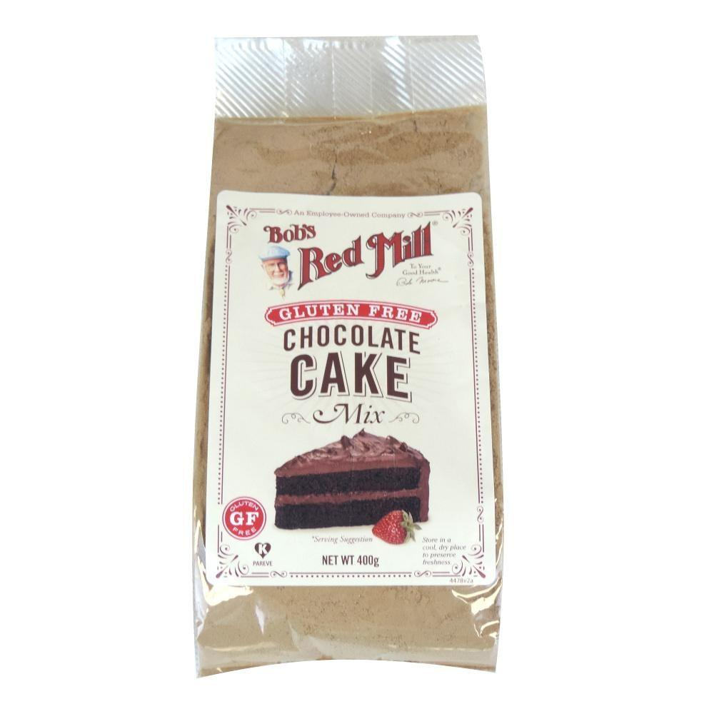 Bobs Red Mill Gluten Free Chocolate Cake Mix 400g