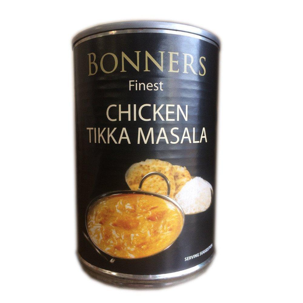 Bonners Finest Chicken Tikka Masala 392g