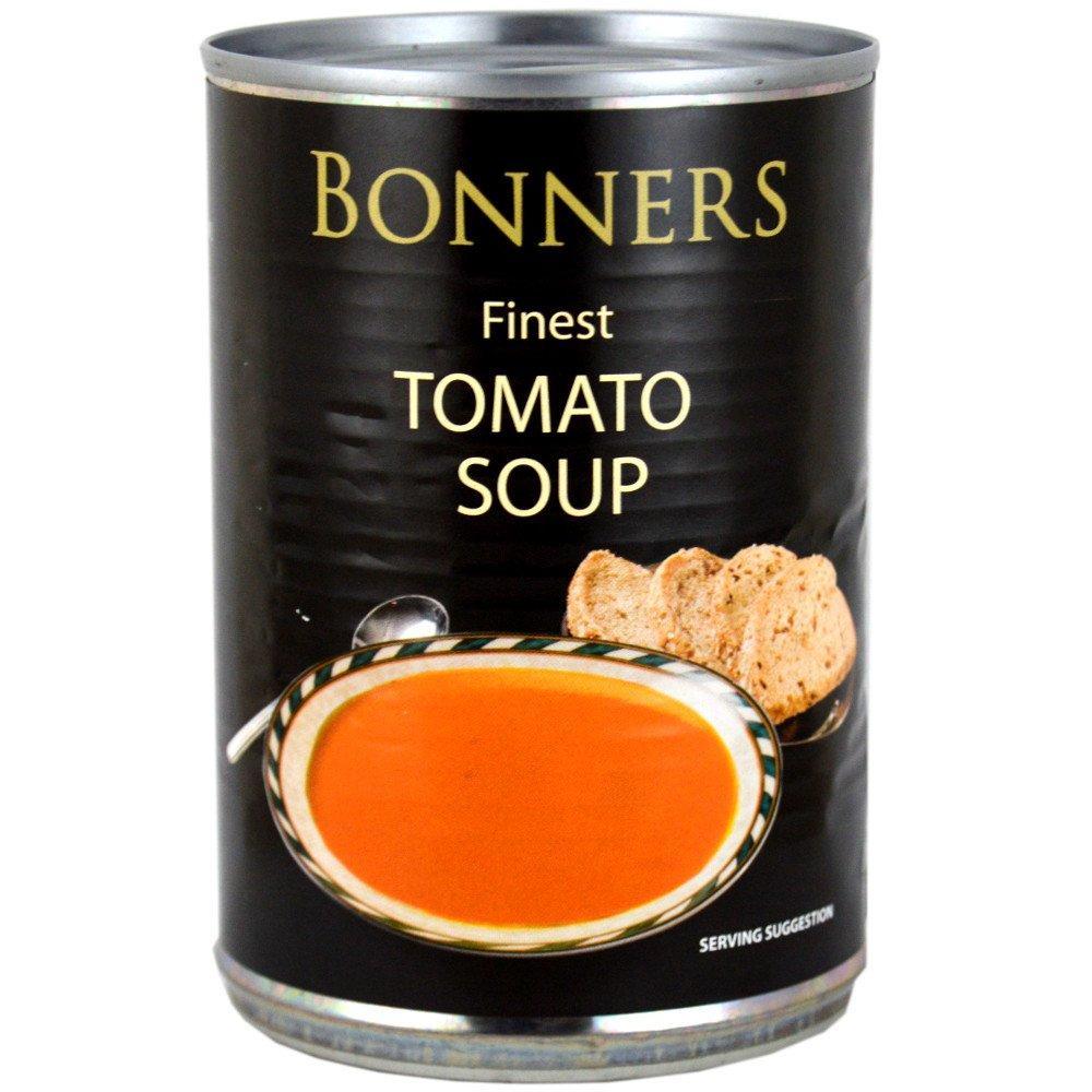 Bonners Finest Tomato Soup 400g