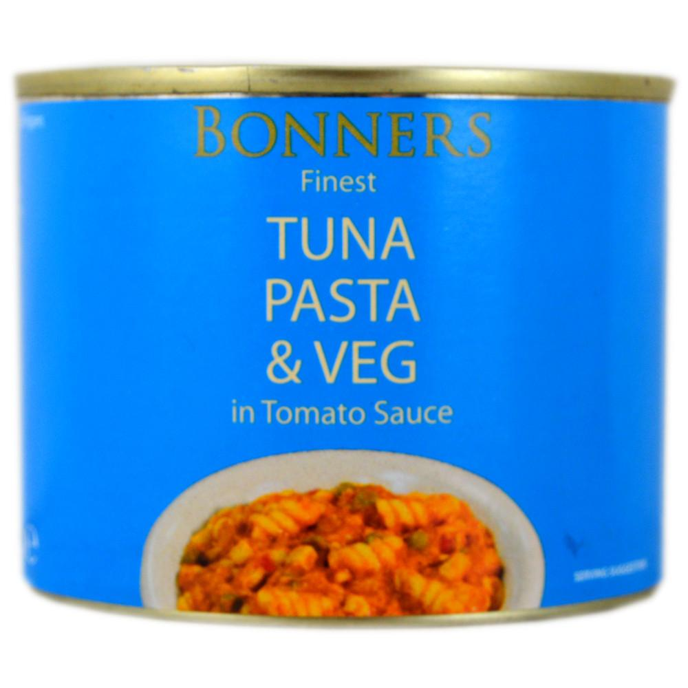 Bonners Finest Tuna Pasta and Veg in Tomato Sauce 200g
