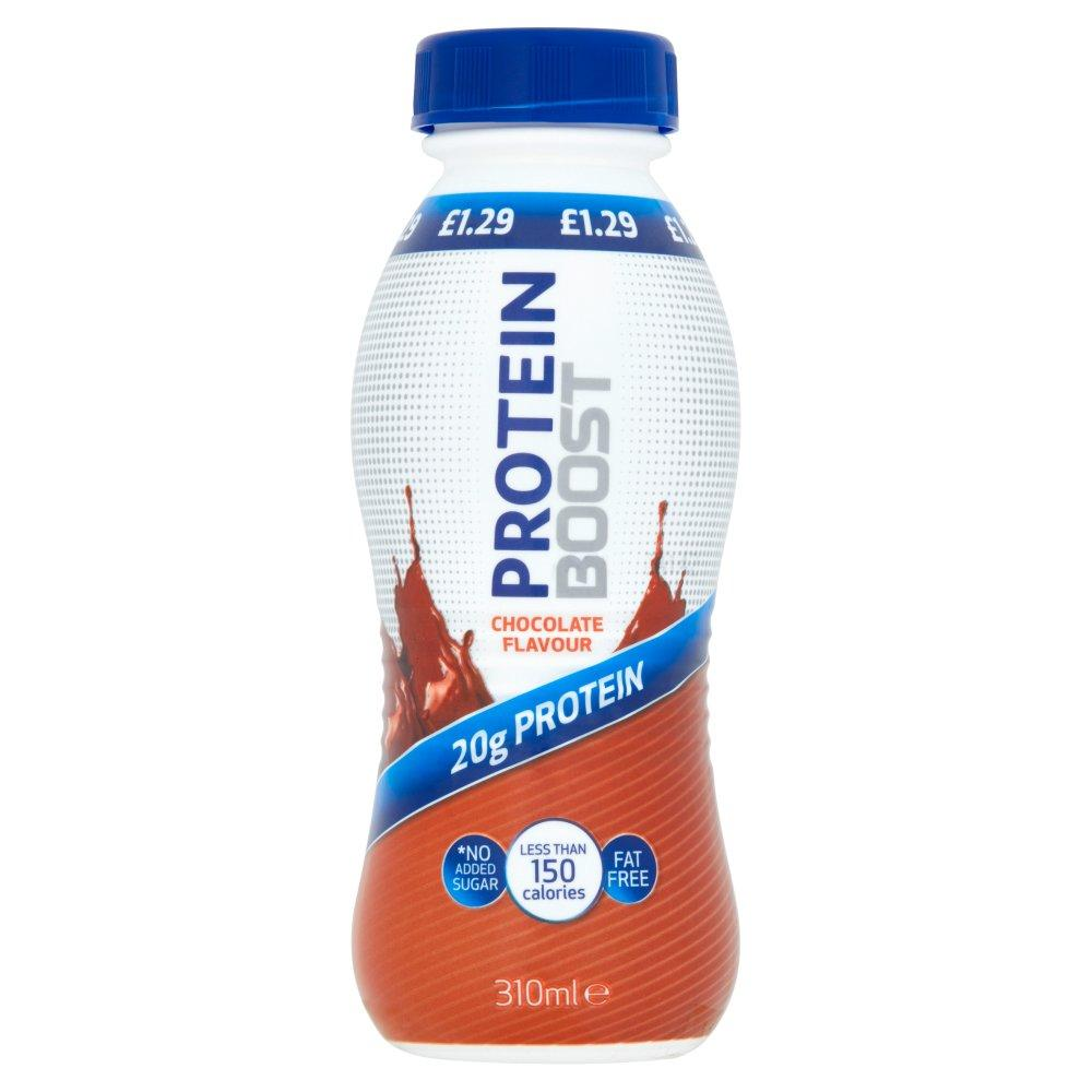 Boost Protein Chocolate Flavour 310ml