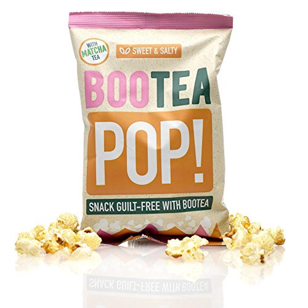 Bootea Popcorn Diet Snack Sweet and Salty 30g