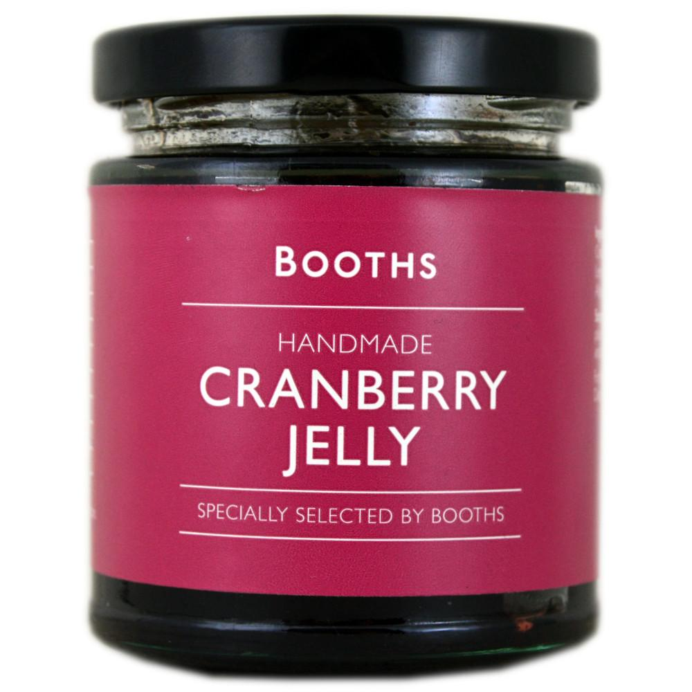 Booths Cranberry Jelly 200g