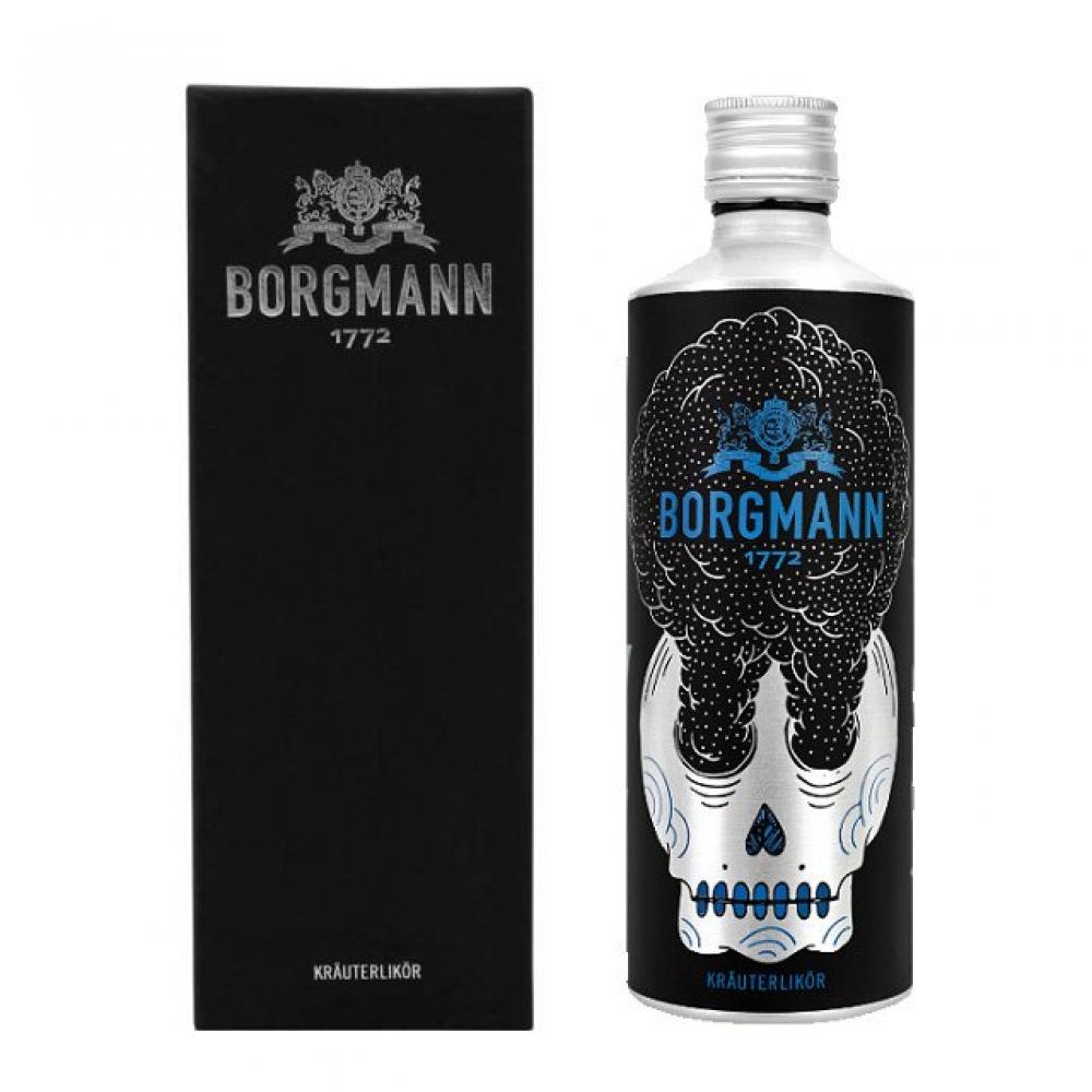Borgmann 1772 Krauter Likor 500ml