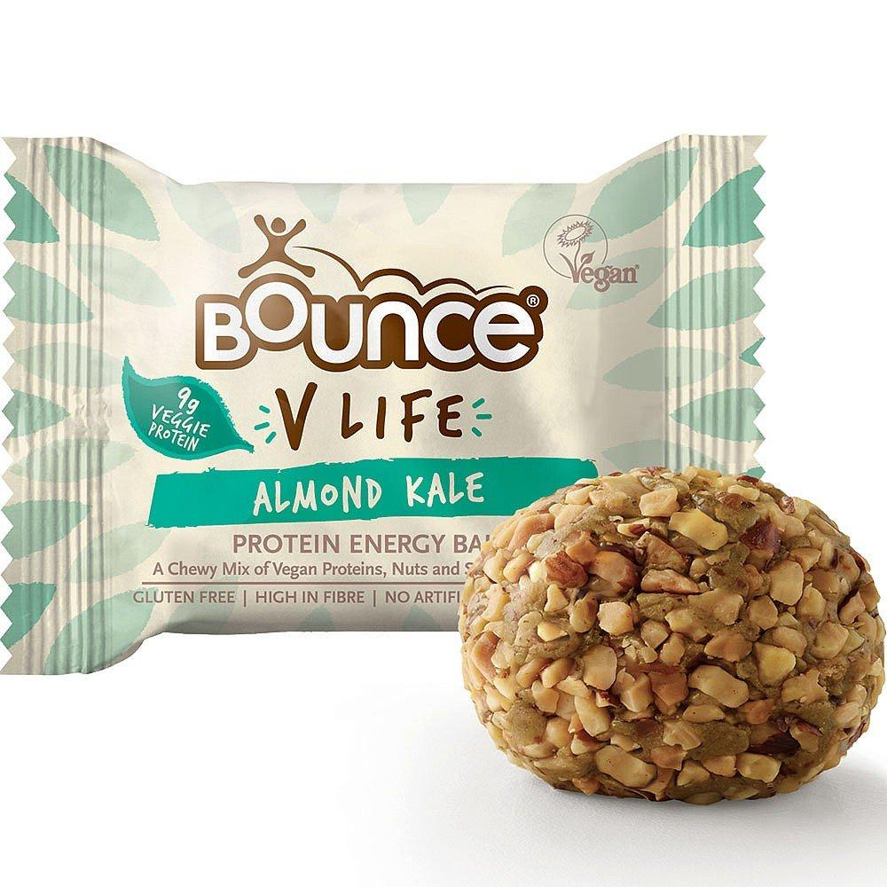 Bounce V Life Almond Kale Protein Energy Ball 40g