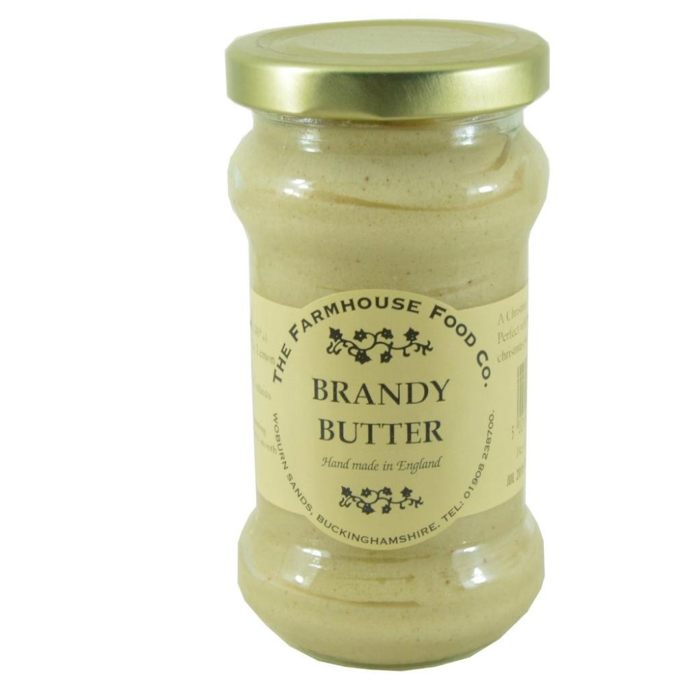 The Farmhouse Food Co The Farmhouse Food Co Brandy Butter 195g