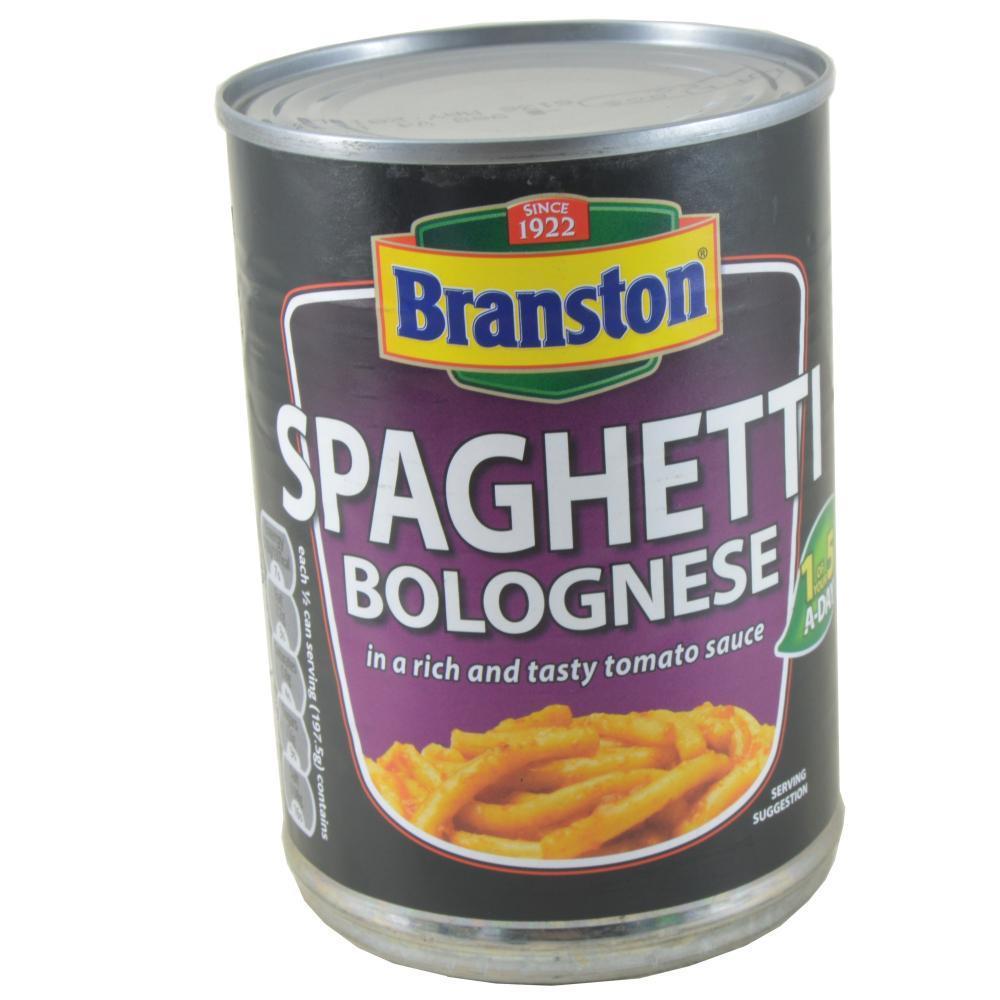 Branston Spaghetti Bolognese 395g