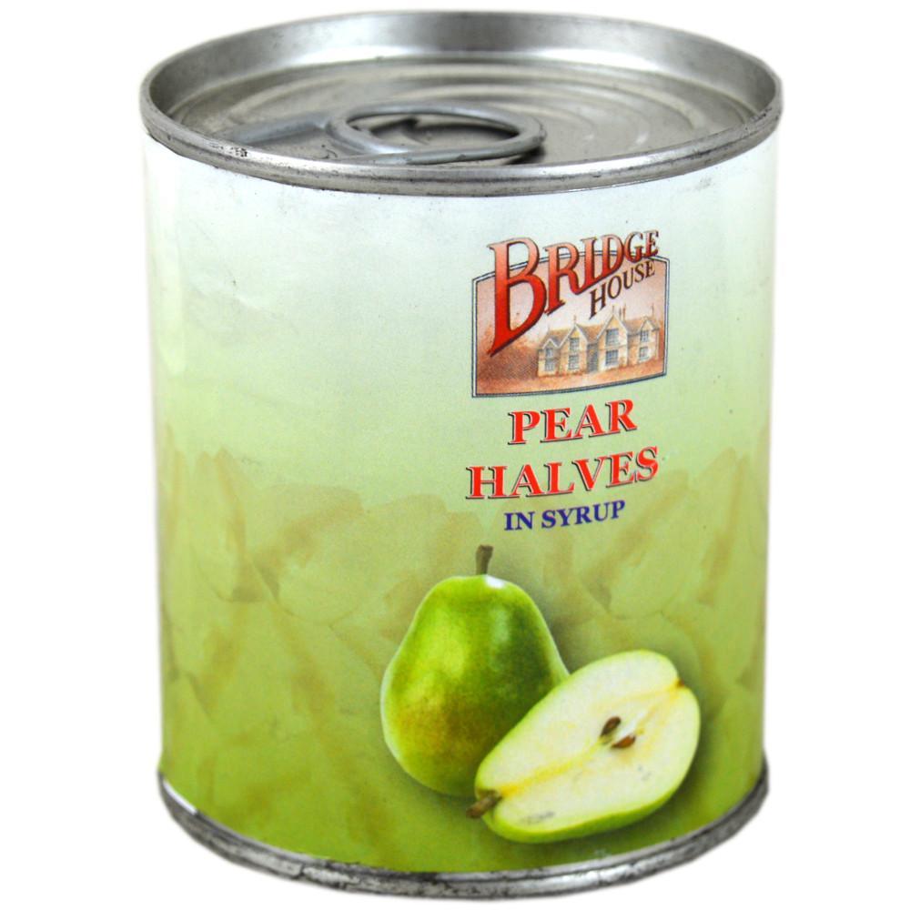 Bridge House Pear Halves In Syrup 220g