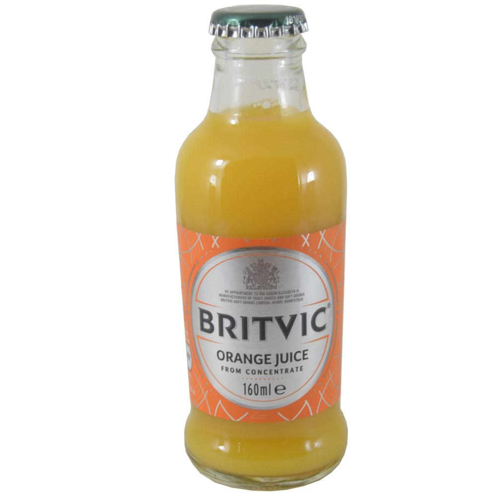 Britvic  Britvic Orange Juice From Concentrate 160ml