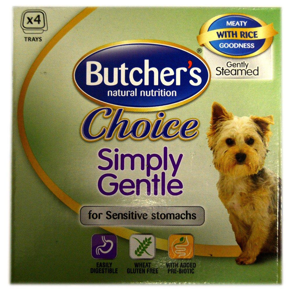 Butchers Choice Simply Gentle 150g x 4