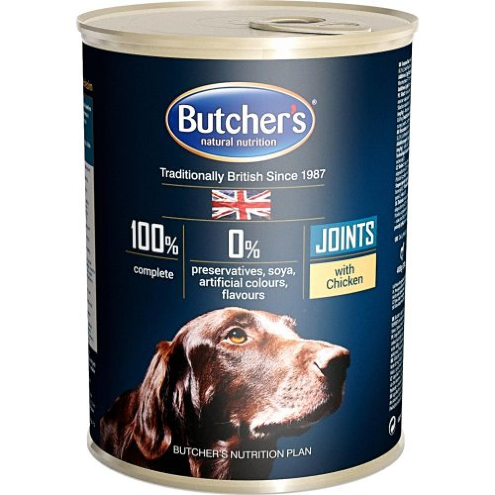 Butchers Joints with Chicken 400g