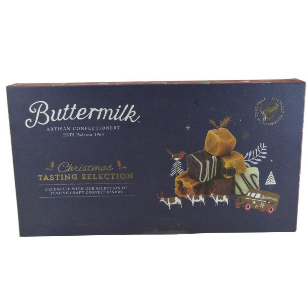 Buttermilk Christmas Tasting Selection 250g