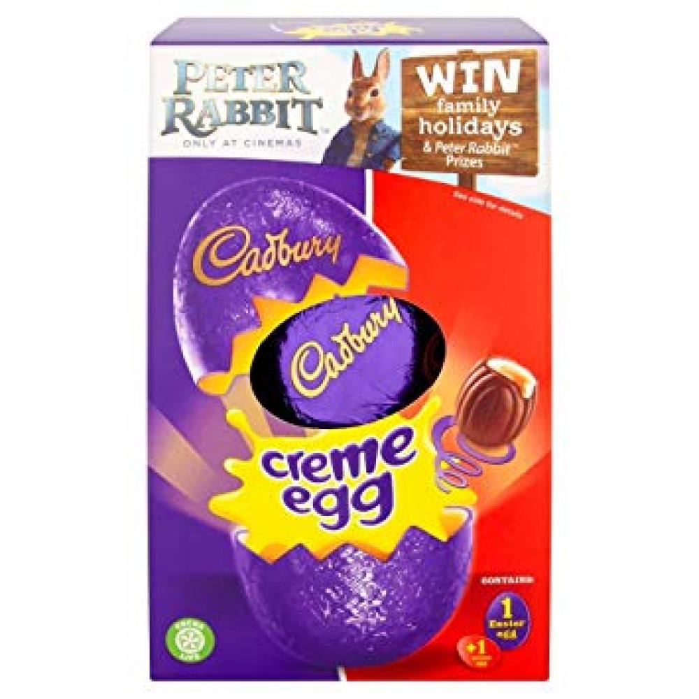 Cadbury Creme Egg Medium Easter Egg 138g