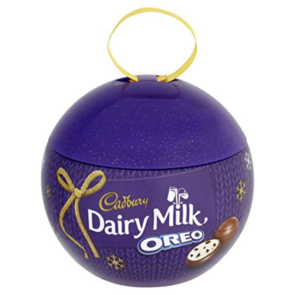 Cadbury Dairy Milk Chocolate Oreo Gift Ball 139g