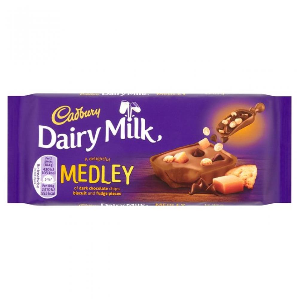Cadbury Dairy Milk Medley 93g