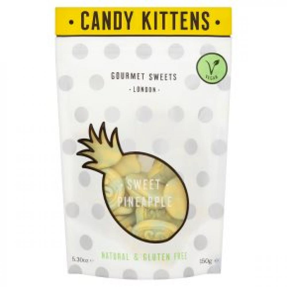 Candy Kittens Sweet Pineapple 150g