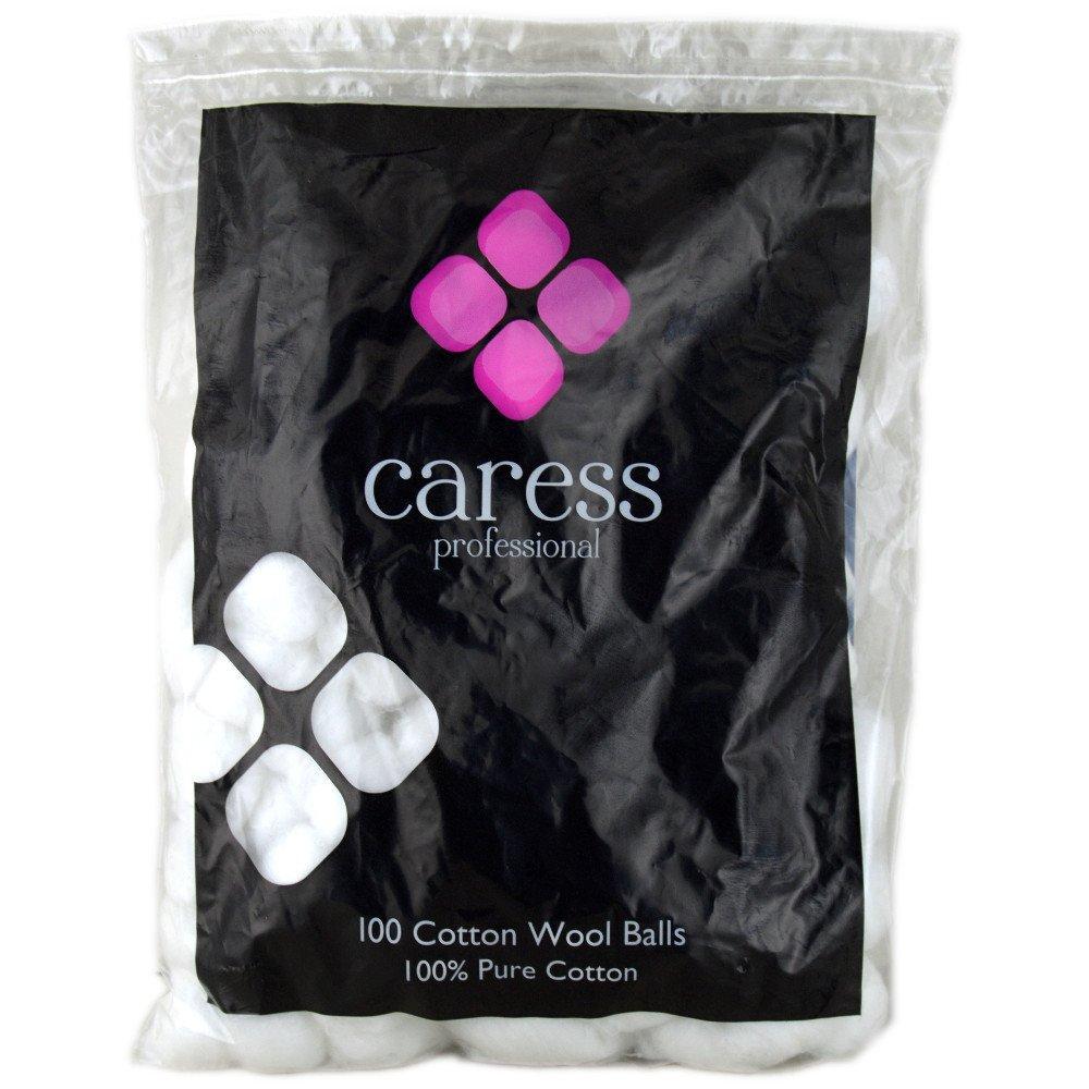 caress Cotton Wool Balls pack of 100