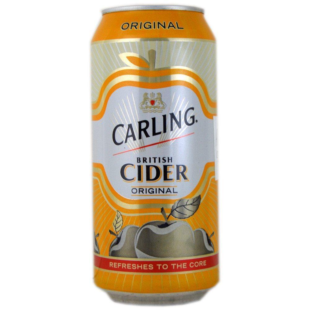 Carling British Cider Original 440ml