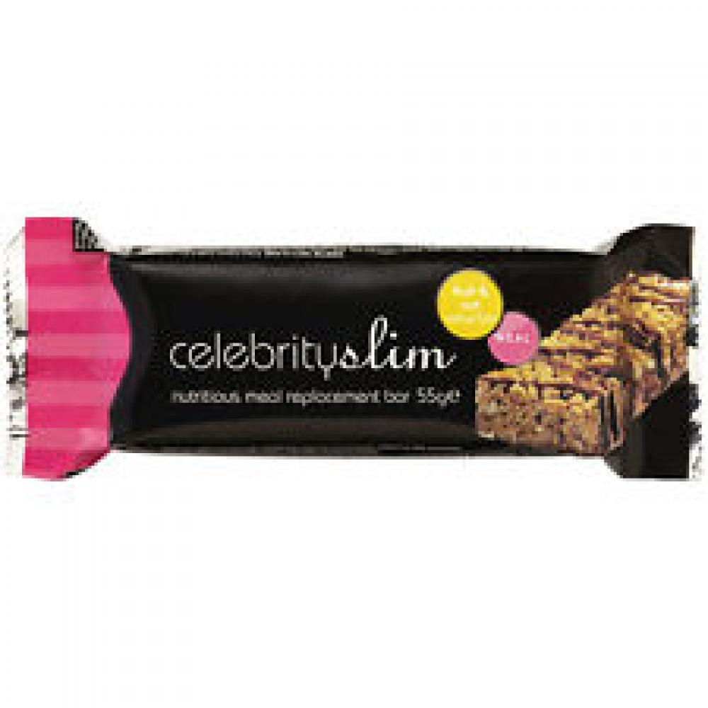 Celebrity Slim Rocky Road Snack Bars 30g