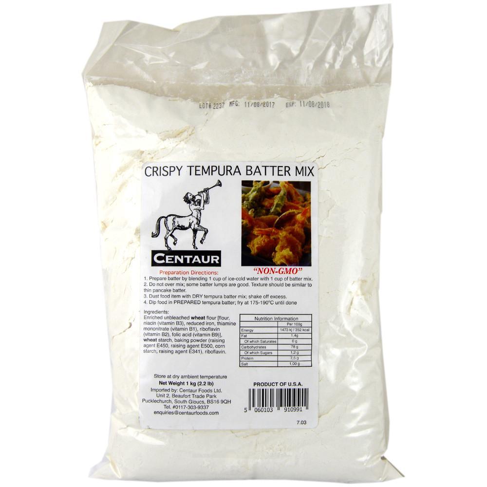 Centaur Crispy Tempura Batter Mix 1kg
