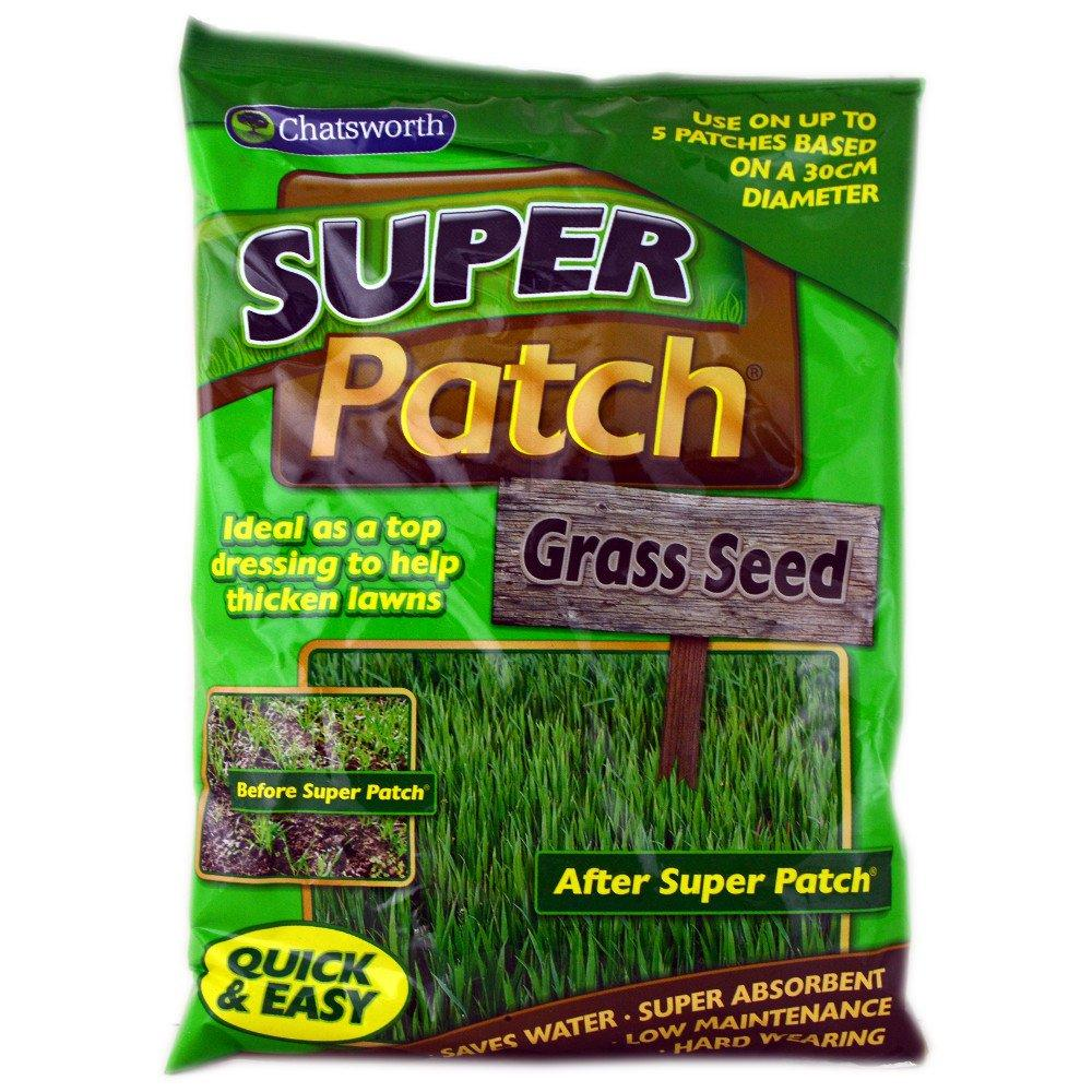 Chatsworth Super Patch Grass Seed 200g 200g