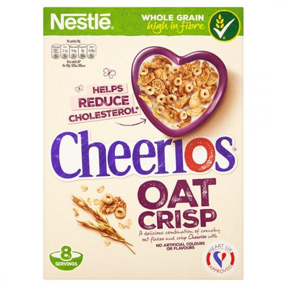 Nestle Cheerios Oat Crisp 350g