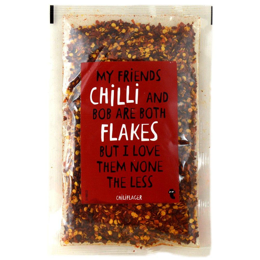 Chiliflager Chilli Flakes 70g 70g