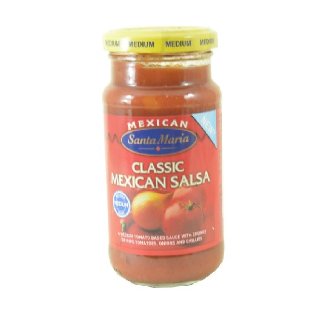 Santa Maria Classic Mexican Salsa Mild 230g