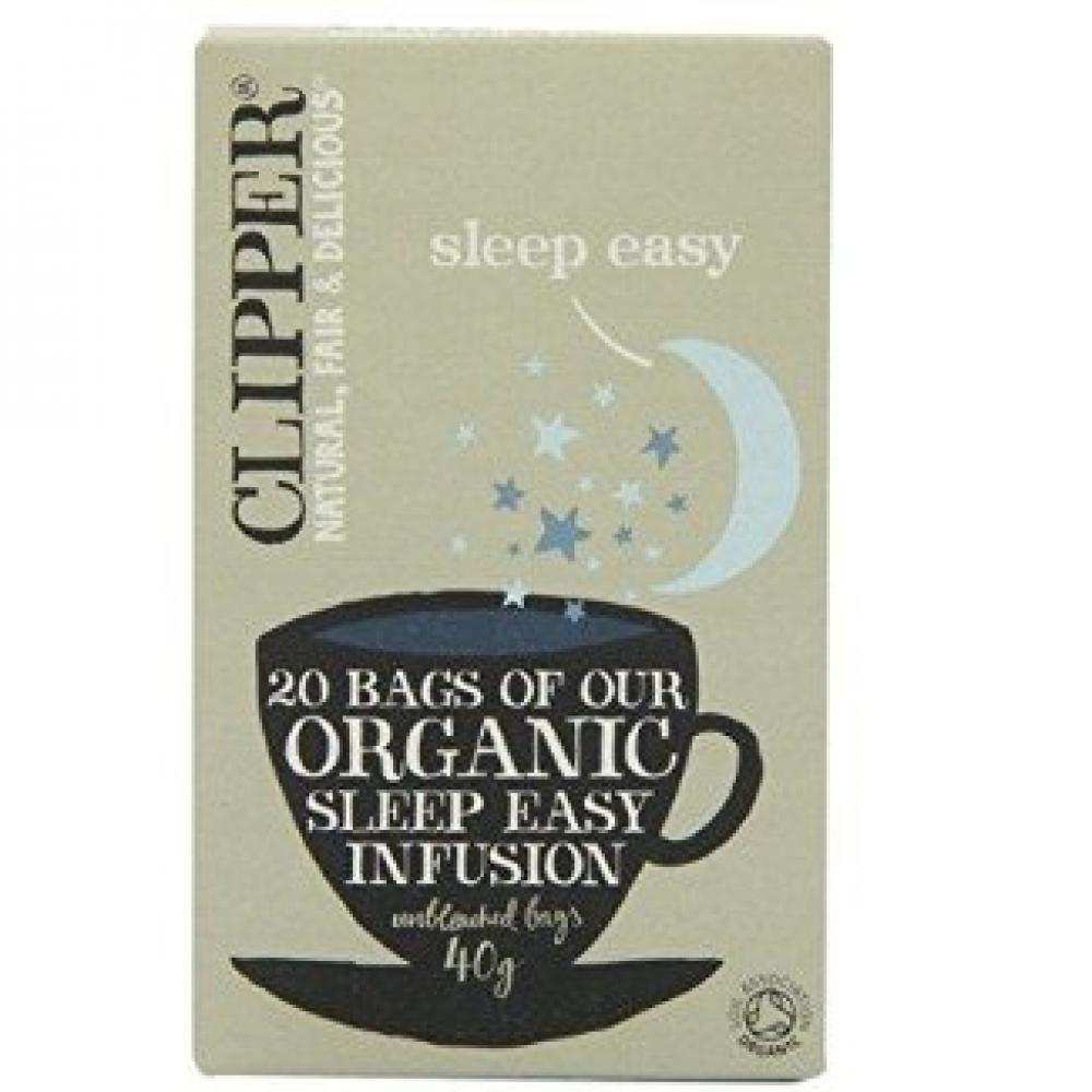 Clipper Organic Sleep Easy Infusion 20 Teabags 40g