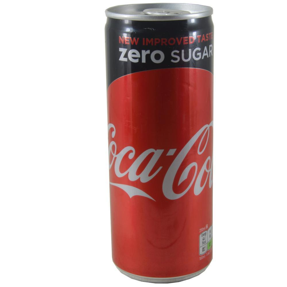 coca cola zero 250ml approved food. Black Bedroom Furniture Sets. Home Design Ideas