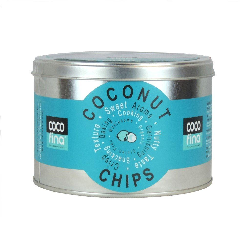 Cocofina Coconut Chips 250g
