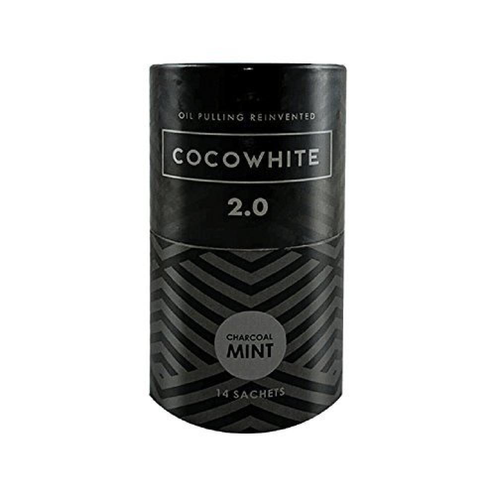 Cocowhite V2.0 Charcoal Mint-14 Sachets