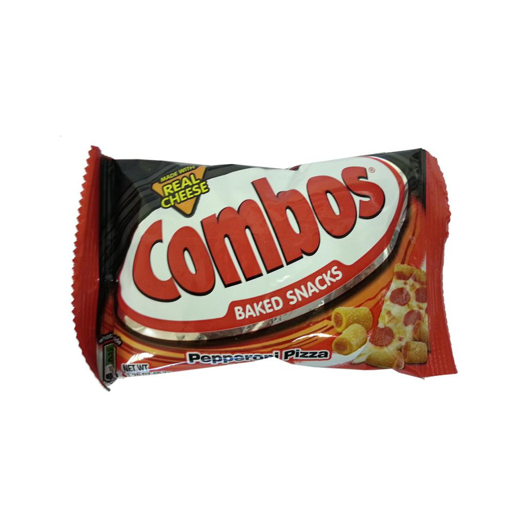 Combos Pepperoni Pizza Cracker 48.2g 48.2g