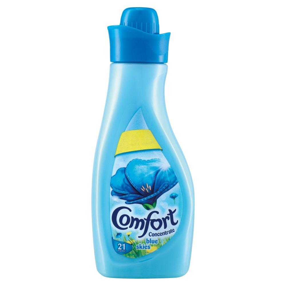 Comfort Fabric Conditioner Blue Skies 750ml 21 washes