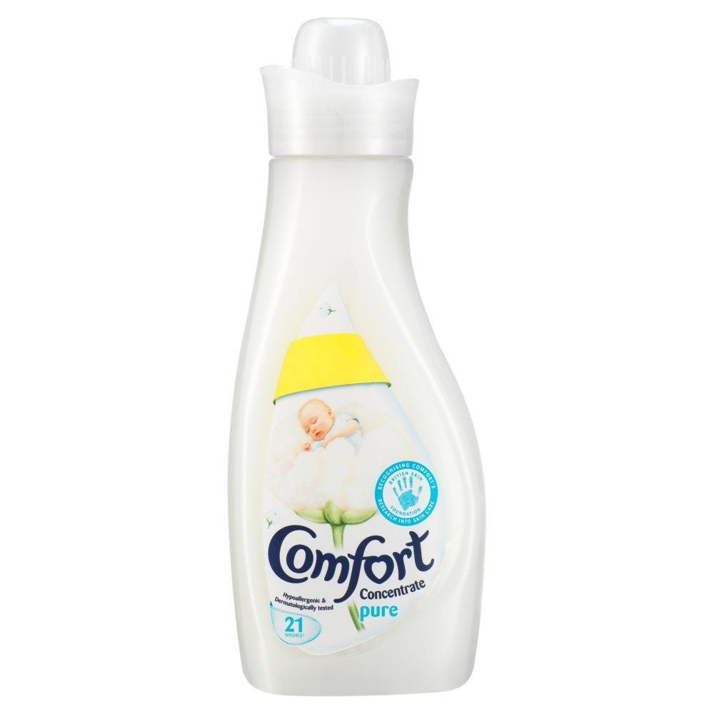 Comfort Fabric Conditioner Pure 750ml 21 washes